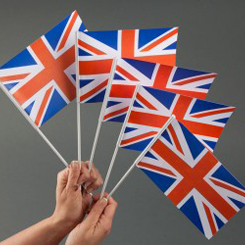 Дръжка за знаме с клипс