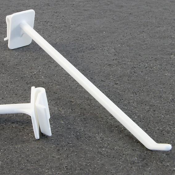 Единични куки за стелажи с универсален клипс