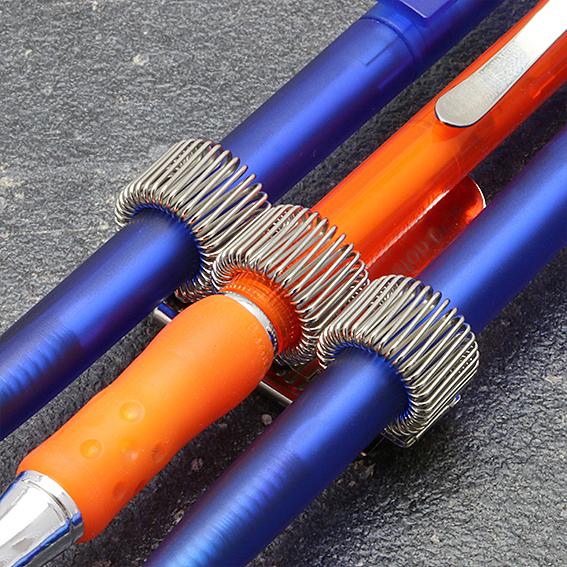 Метални холдери за химикали за ревер