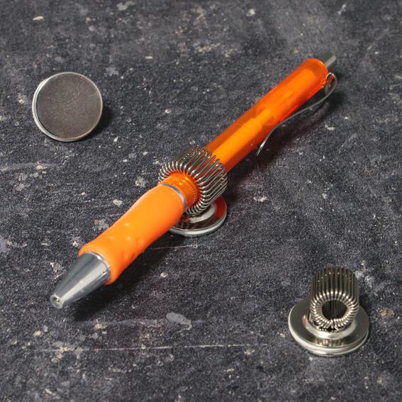 Метални холдери за химикал с магнитна основа