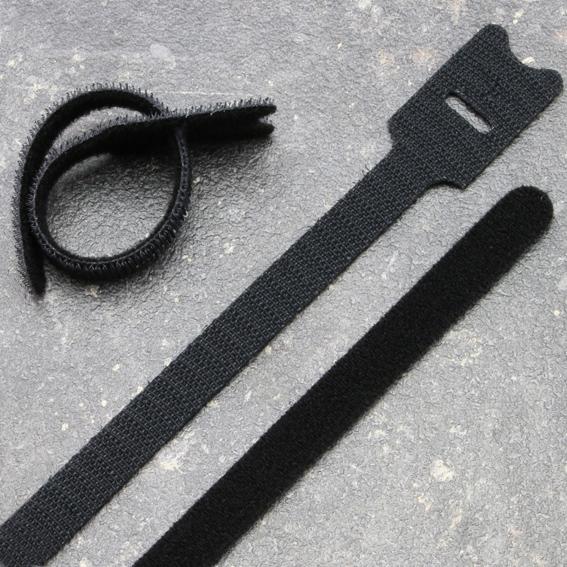 Форматирани велкро ивици за кабели