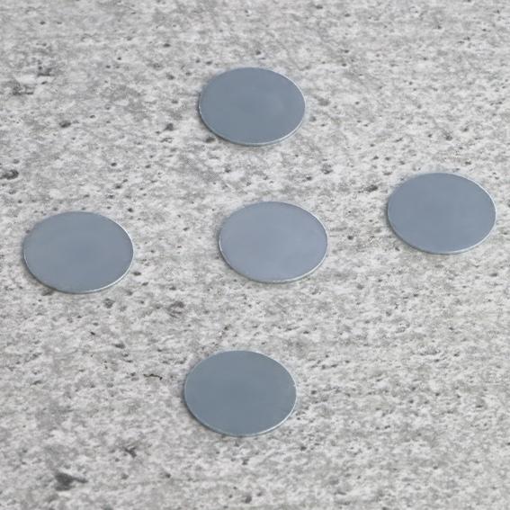 Метални приемници за магнити