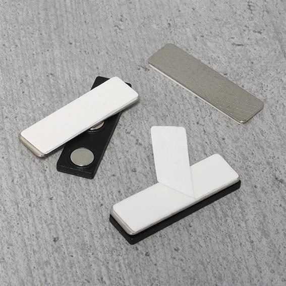 Троен магнитен клипс с размер 45 мм х 13 мм