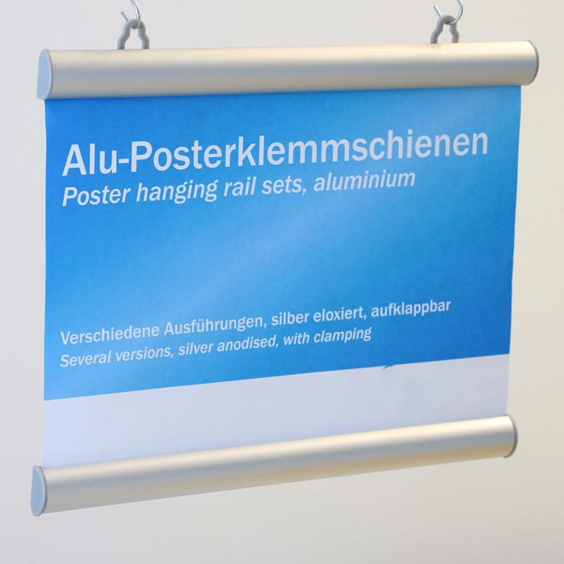Алуминиеви лайсни за постери